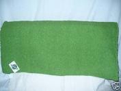 Mayatex Mayatex Show Saddle Blanket Pad Horse Tack Green Lime