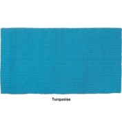 Mustang NZ Wool Show Saddle Blanket Turquoise