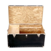 Deluxe Grooming and Saddle Trunk