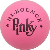 High Bounce Pinky Ball 6.4cm - Sports Exercise Equipment - Set of Six