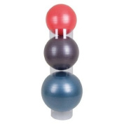 Gym Ball Stacker in Clear