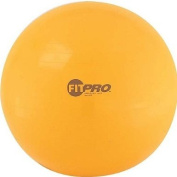 FitPro Ball with Stability Legs, 75cm, Yellow