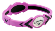 Callaway Golf Stability Ion Band Bracelets - Small Pink