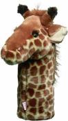 Daphne's Giraffe Headcovers