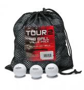 Assorted Bridgestone B Grade Recycled Golf Balls