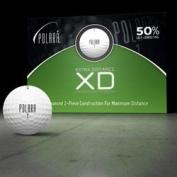 Polara XD Ultimate Golf Balls 2 Ball Sleeve Hit Straighter Shots
