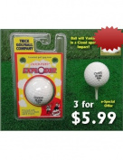 Exploding Golf Ball 3 for $5.99