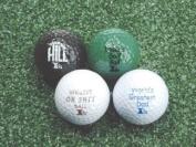 "Joke Golf Balls ""Over The Hill"" Great Gift Hilarious"