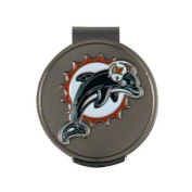 Nfl hat clip/ball marker dolphins