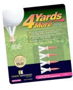 4 Yards More Golf Tees