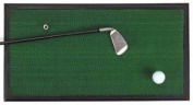 0.3m x 0.6m Hitting/Practise, Chipping and Driving Golf Grass Mat
