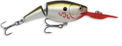 Rapala Jointed Shad Rap 07 Fishing lure, 7cm , Bleeding Olive Flash