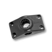 Scotty 241 Locking Combination Side or Deck Mount - Black