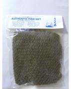 Authentic Nautical Fish Net - Decorative Use 10' X 5' New