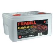 Frabill Habitat II Foam Worm Box with Super-Gro Bedding