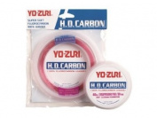 Yo-Zuri 30-Yard HD Fluorocarbon Leader, Pink, 6.8kg