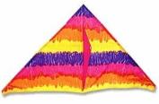 Saturnian Tie Dye Kite with Line