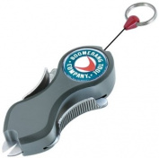 SNIP Basic Fishing Line Cutter - Grey
