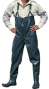 Wenzel 713099 Men & s Heavy Duty Rubber Chest Waders - 9