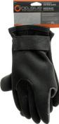 Celsius Deluxe Neoprene Fishing Gloves, Black, X-Large