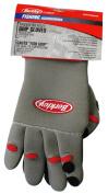 Berkley Orange Universal Fish Grip Gloves