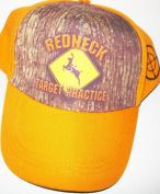 Redneck Target Practise Camouflage Adjustable Hat