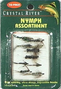 Crystal River Fly Nymph Assortments