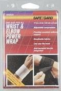 SAFTGARD ELBOW Power WRAP WHT
