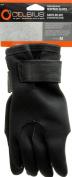 Celsius Deluxe Neoprene Fishing Gloves, Black, Medium