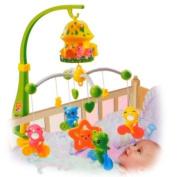 Triline Baby Crib Mobile Baby Cot Mobile Music Mobile