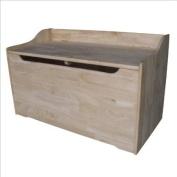 International Concepts Unfinished Juvenile 94cm Storage Box