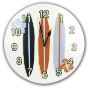 Trend Lab 108157 WALL CLOCK - SURF'S UP