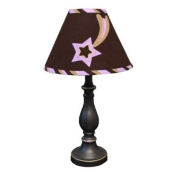 Lamp Shade for Pink Bear and Moon Bedding Set By Sisi