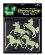 Glow in the Dark Horses Baby Mobile Horses of Light