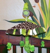 Frog Baby Musical Mobile for DK Leigh Pollywog Pond~NEW