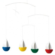 Flensted Mobiles Nursery Mobiles, Sailfun