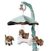 Puppy Pal Boy Musical Mobile