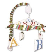 Trend Lab Dr. Seuss ABC Baby Musical Mobile