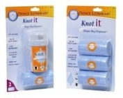 Prince Lionheart Knot-it Dispenser & 3 Pack Refill