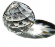 Fashion Japan Style Decoration 40mm Crystal Ball Prisms M010435