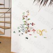 [Tropical Plant] Decorative Wall Stickers Appliques Decals Wall Decor Home Decor