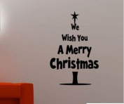 Wallstickersusa Wall Stickers, We Wish You a Merry Christmas