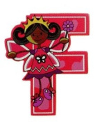 Self Adhesive Wooden Fairy Letter F by The Toy Workshop