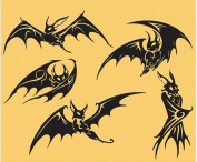 Wallstickersusa Wall Stickers, Bats