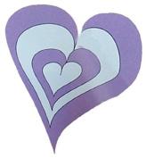 FunToSee Heart Sticky Fixers