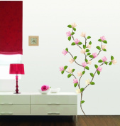 Jiniy MAGNOLIA Kids Wall Decals Deco Mural Sticker