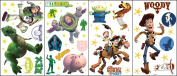 Blue Mountain Wallcoverings GAPP1855 Disney Toy Story Room Glow in the Dark Room Appliqué