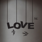 Wallstickersusa Wall Stickers, Love