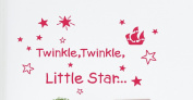Wallstickersusa Wall Stickers, Twinkle Twinkle Little Star