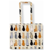 Cats In Waiting PVC Shoulder Bag